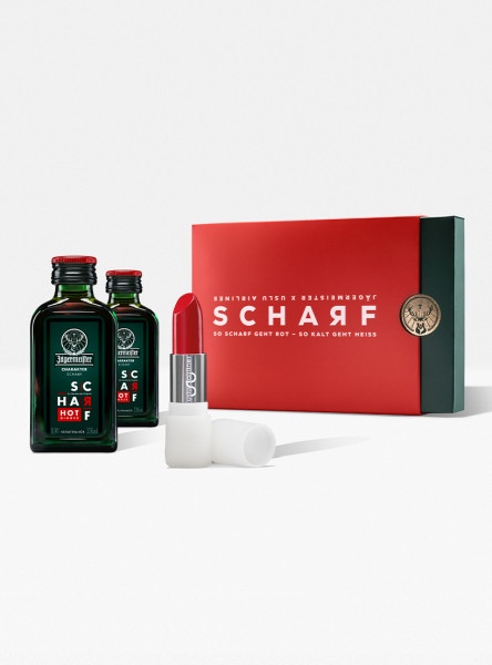JÄGERMEISTER X USLU AIRLINES LIMITED EDITION