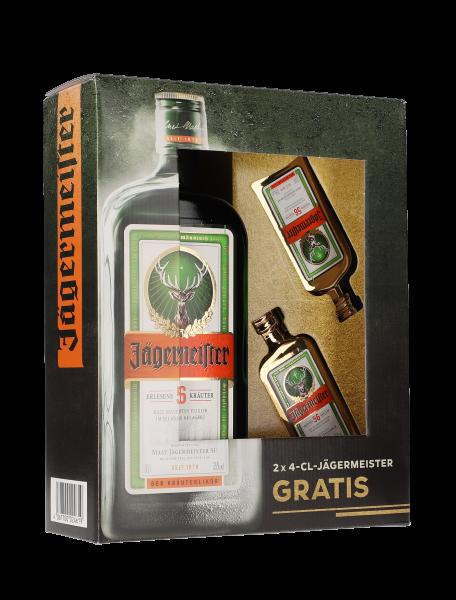 Jägermeister Limited Edition Goldbae Minis
