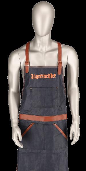 Jägermeister Grillschürze Echtleder