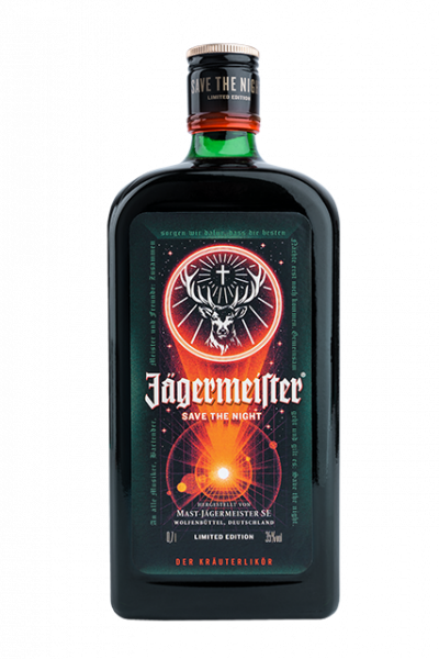Jägermeister #savethenight Limited Edition