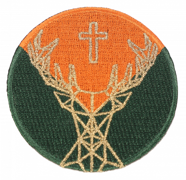 Patch geometric stag